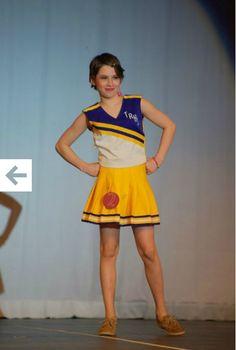 Boy TG Cheerleader