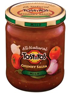 TOSTITOS® All Natural Chunky Salsa - Mild