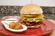 Hamburgueria 162 dá receita do hambúrguer de calabresa toscana!