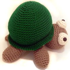 I want to crochet a Turtle!