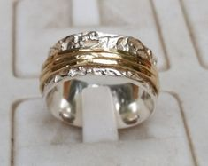 Silver and Gold Jewelry Designer by TalyaDesign on Etsy Gold Jewellery Design, Gold Jewelry, Jewelery, Jewelry Designer, Ethiopian Opal Ring, Handmade Jewelry, Unique Jewelry, Gold Engagement Rings, Boho Rings