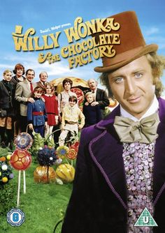 Willy Wonka and the Chocolate Factory <3 the best movie of all time ! This is the original one and it is way better than the new one with Johnny Depp!