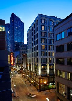 Godfrey Hotel Boston set to open