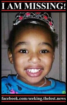 missing children from 2012 | 2012: MISSING CHILD ALERT: DESTINY NIXON-MCKESSON (3) READING, PA ...