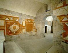 Sito archeologico dove poter organizzare un matrimonio per pochi invitati. Al centro di Roma  un luogo assolutamente unico.