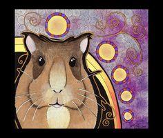 Guinea Pig as Totem by Ravenari on deviantART