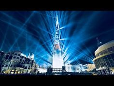 Dubai will attempt to enter into the Guinness World Records for the world's biggest laser light show. This year's show will feature high tech lighting and la.