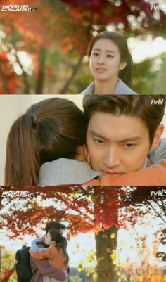 On the latest episode of the tvN 'Revolutionary Love', Byeon Hyeok (Choi Si-won) and Baek Joon's (Kang So-ra) love for each other grew. Byeon Hyeok also explained to Baek Joon why her father was driven away from the company. Korean Drama Movies, Korean Dramas, Kdrama, Kang Sora, Choi Siwon, Romeo And Juliet, Korean Beauty, Super Junior, Live Action