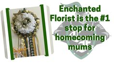 Clear Falls High School Homecoming Mums | Football Garters for Sale in L...