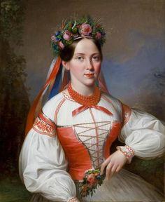 Krakowianka 1845 Marcin Jabłoński (1801–1876)