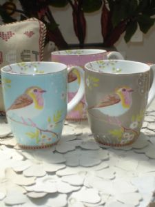 Love these mugs from PIP studio