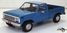 Ford F-100 1982 1/43 Industrial, Old Trucks, Toys, Model, Cars, Activity Toys, Toy, Industrial Music