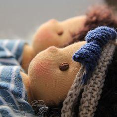 Barbaras Blumenkinder und Puppen Welt: Puppengalerie #12/2016