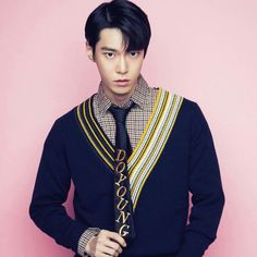Doyoung (도영) -Birth Name: Kim Dong Young (김동영) -Position: Vocalist * -Birthday: February 1996 -Zodiac Sign: Aquarius -Height: 178 cm -Weight: 60 kg lbs) -Blood Type: B -Sub-Unit: NCT U, NCT 127 Taeyong, Nct 127, Winwin, K Pop, Jaehyun, Kim Dong Young, Park Ji Sung, Nct Doyoung, Sm Rookies