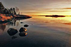 <3 Midnight, Kopparnäs, Inkoo Finland #Finland