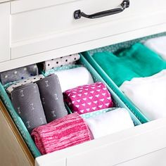 drawer organizers from pbteen are absolutely perfect for the new year!