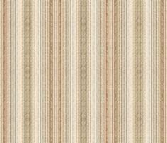 Right Colors, but stripes? Vintage Shabby Stripe Grande fabric by kristopherk on Spoonflower - custom fabric