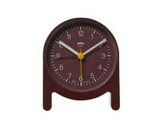 BRAUN Alarm Clock AB2 | Jürgen Greubel, Dieter Rams 1984 | W.75 D.35 H.90mm