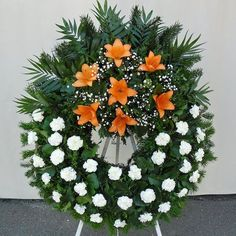 Funeral Floral Arrangements, Creative Flower Arrangements, Church Flower Arrangements, Casket Flowers, Grave Flowers, Church Flowers, Flowers For Funeral Service, Funeral Flowers, Funeral Sprays