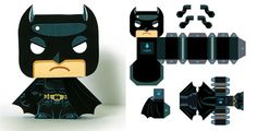 Blog_Paper_Toy_Batman_Mini_papertoy_Gus_Santome
