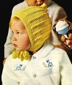 Love this baby hat