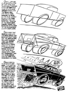 How to draw speed. Cool Car Drawings, Colorful Drawings, Drawing Tips, Drawing Reference, Custom Paint Jobs, Custom Cars, Cartoon Car Drawing, Cartoons Magazine, Car Illustration