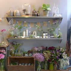 polux fleuriste florist nyc l Gardenista