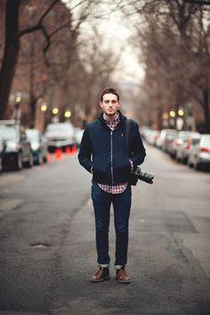 hot guy with camera..... need I say more?