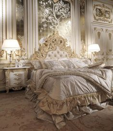 51 Classy Italian Bedroom Design And Decorating Ideas - Italian Bedroom Sets, Luxury Bedroom Sets, Italian Bedroom Furniture, Luxury Bedroom Design, Luxurious Bedrooms, Luxury Bedding, Italian Beds, Interior Design, Modern Interior