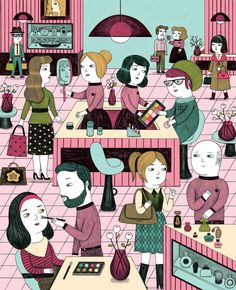 illustration - Ana Albero / ILLUSTRATION