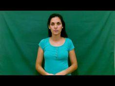 Lengua de Señas - Instituto de Idiomas: Nivel 2: Educación I V Neck, Videos, Women, Fashion, Sign Language, Moda, Fashion Styles, Fashion Illustrations