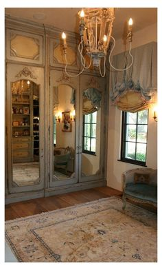 Country Stil, French Country Kitchens, French Country Bedrooms, French Country Farmhouse, French Country Living Room, French Cottage, French Country Style, Bedroom Country, Modern Farmhouse
