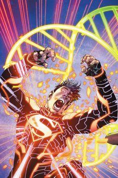 Superboy Vol. 3 - Lost. Gone But Not Forgotten. The origins of Superboy's DNA is revealed!