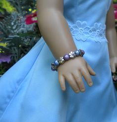 Fine jewelry for 18 inch or American Girl dolls by mydollyscloset1