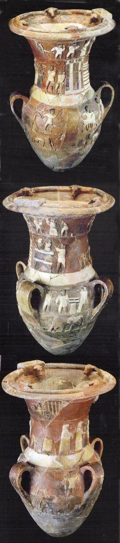 Hittite, The large vase found at Hüseyin dede (Tayfun Yıldırım) (Erdinç Bakla archive)