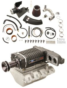 Ford Racing 2005-2006 MUSTANG GT 400 HP SUPERCHARGER KIT M-6066-M463V Ford Racing 2005-2006 MUSTANG GT 400 HP SUPERCHARGER KIT.  See details and purchase at: http://hillbankmotorsports.com/ford-racing-2005-2006-mustang-gt-400-hp-supercharger-kit.html