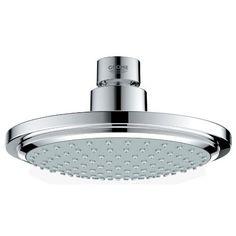 Grohe 28 233 000 Euphoria Shower Head, StarLight Chrome by Grohe, http://www.amazon.com/dp/B002Y5SZ2Y/ref=cm_sw_r_pi_dp_eBezsb1CT1T89