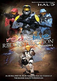 Red Vs. : Reconstruction