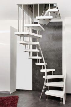 Kenngott 1-m -Treppe, stairs. Striking design