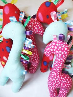 Whimsy & Whatnots: A Gaggle of Giraffes