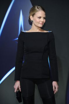 Jennifer Morrison ---such a great outfit