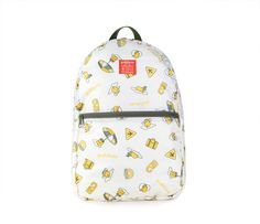 Gudetama Foldable Backpack: Travel