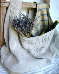 For the Love of French Lavender and Linen��