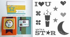 """Julie's Stamping Spot -- Stampin' Up! Project Ideas Posted Daily: """"Stamp of the Month"""" Club"""