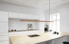 Copper lighting by Anour.dk