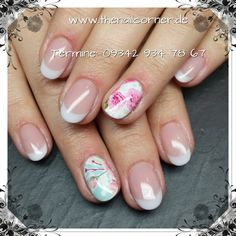 Vintage French  #nails #frenchmanicure #vintage