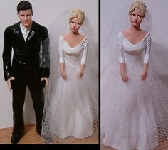 Buffy And Angel Wedding Cake Topper Your Choice By Jsebold87 100 00 Cakes Pinterest Weddings