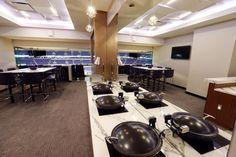 Some suite seats for DFL Party big shots - Vikings Stadium