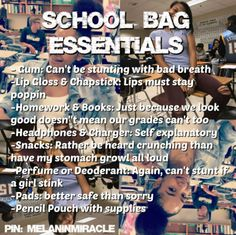 Awesome Back to School Hacks for High School - DIY Sweetheart Middle School Hacks, Life Hacks For School, School Study Tips, High School Tips, School Goals, School Kit, Prep School, Law School, School Ideas