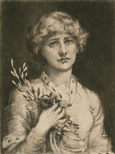 Офелия глазами художников (167 работ)